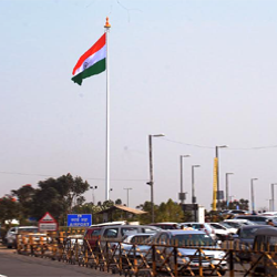 Lens Eye Exclusive :: Tricolour hosted at Birsa Munda Airport