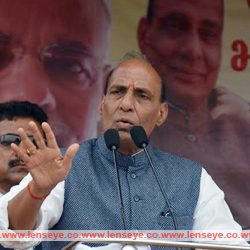 India made products will be recognized globally within few years : Rajnath Singh [ Union Home Minister ]