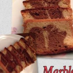 Marble Cake by Prerna's Cafe.