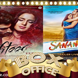 Friday Box Office :: Fitoor & Sanam Re [ 12th of Feb 2016 ]