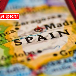 Lens Eye Special :: Get Ready to be a Part of History from Spain.