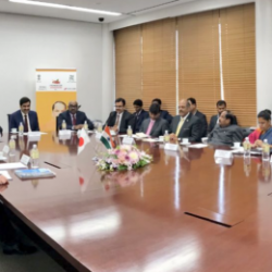 Government of Jharkhand's delegation met Japan International Cooperation Agency (JICA) on the second day of Japan visit
