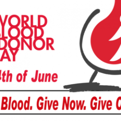 World Blood Donor Day :: Give Blood. Give Now. Give Often