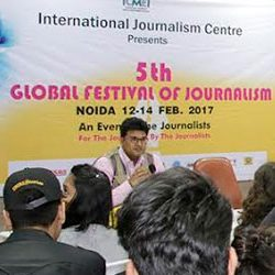 Noida Film City :: The 5th Global Festival of Journalism