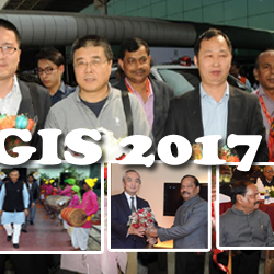 Lens Eye Special :: GIS 2017 : Welcome Delegates