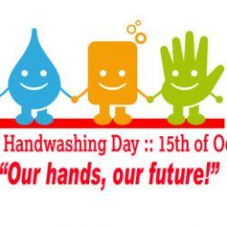 """Global Handwashing Day :: 15th of October :""""Our hands, our future!"""""""
