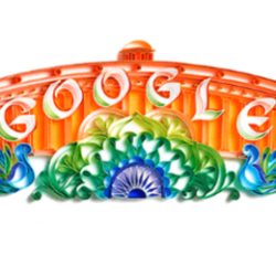Google Celebrated India's 70th Independence Day with a Doodle.