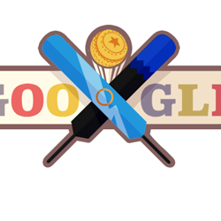 Google marks India-New Zealand WT20 match with a Doodle