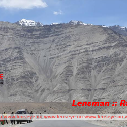 Magnetic Hill :: Leh in Ladakh