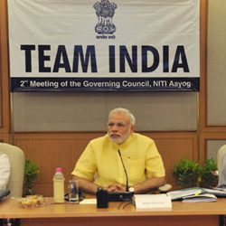 Team India :: 2nd Meeting of the Governing Council, NITI Aayog.