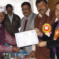 Sukra Singh Munda :: New chairman of Ranchi Zilla Parishad