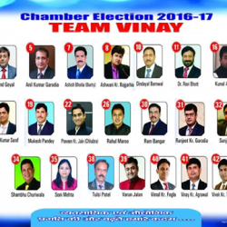 Chamber Election 2016-17 :: Team Vinay