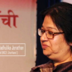 Breastfeeding is critical for the achievement of many of the Sustainable Development Goals :Dr. Madhulika Jonathan, Chief of UNICEF Jharkhand