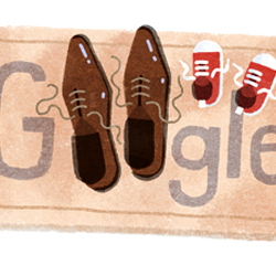 Google celebrates Father's Day 2016 with a Doodle.