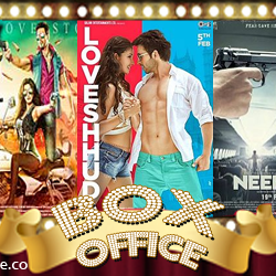 Friday Box Office :: Direct Ishq, Loveshhuda & Neerja [ 19th of Feb 2016 ]