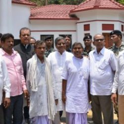 Jharkhand :: Opposition leaders met governor