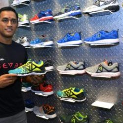 Lens Eye Exclusive :: MS Dhoni's brand store open's in Ranchi
