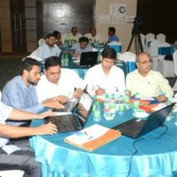 JCSRC leads again : First-ever Micro-Design exercise for District-based CSR