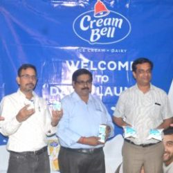 Creambell sets up Biggest Dairy in Eastern India :Plans to launch a slew of milk based products