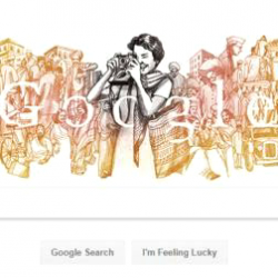 Google celebrated 104th birth anniversary of Homai Vyarawalla, India's first woman photojournalist, with a Doodle.