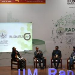 Radix 2018 ( Annual business conclave ) :: Day 1