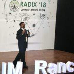Radix – The business conclave of IIM Ranchi : Day 2