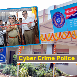 Inauguration of Cyber Crime Police Station