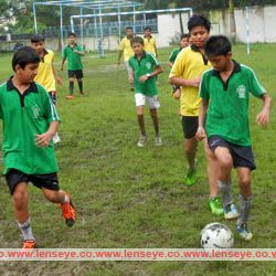 Inter House Foot Ball Tournament for Boys in DPS