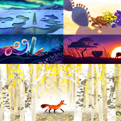 Google Celebrates Earth Day 2016 with five different Doodle