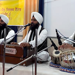 The 18th anniversary celebration of Guru Nanak Hospital and Research centre.