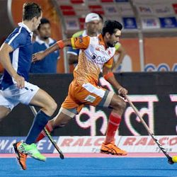 Kalinga Lancers come from behind to register their first win at the 4th Coal India Hockey India Laegue