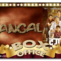 Friday Box Office :: Dangal [ 23rd of December 2016 ]