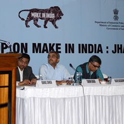 Workshop on Make In India : Jharkhand