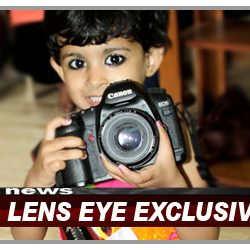 """Youngest Photographer ( 2.5 year old ), Nainika honored with """"Ratan-A-Hindustan"""" Award 2015."""
