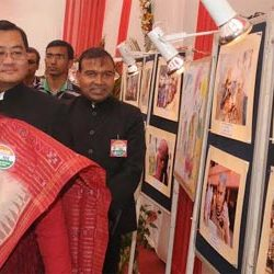 Photo Exhibition on the occasion of 'National Voters Day'