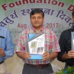 Fourth Foundation Day of ICAR – Indian Institute of Agricultural Biotechnology