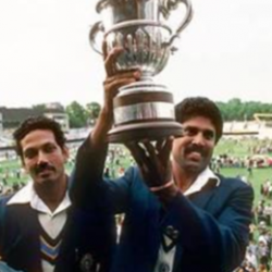 In History Today :: India Wins the Prudential World Cup in England [ 25th of June 1983 ]