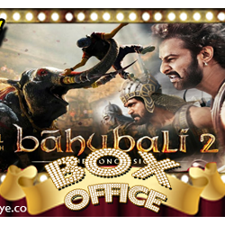 Friday Box Office :: Baahubali 2: The Conclusion [ 28th of April 2017 ]