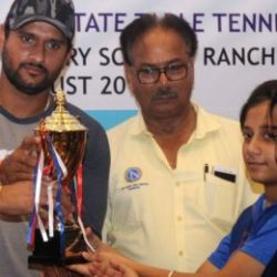 'Inter school Table Tennis State Championships :: The Concluding Day