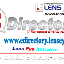 Five easy steps to add contact detail in Lens Eye's  e – directory