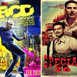 Friday Box Office : ABCD – Any Body Can Dance &  Special Chabbis [ 08 Feb 13 ]