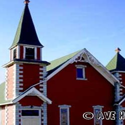 Old Church – Pennsylvania, Grand Canyon by Ave Hurley.