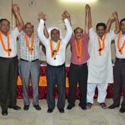 New Team of Agarwal Sabha, Ranchi.