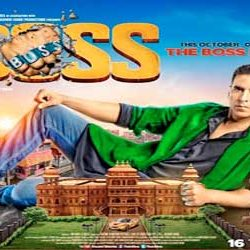 In Cinemas : Boss (2013 Hindi film) [ 16 Oct 2013 ]