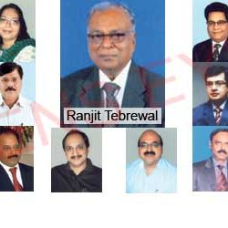 Ranjit Tibrewal & Team won the Federation of Jharkhand Chamber of Commerce & Industries Election- 2012