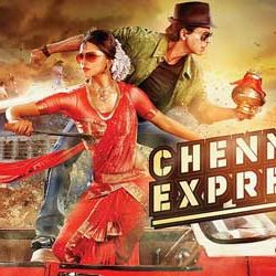 """Shah Rukh's """"Chennai Express"""" smashed Aamir's """"3 Idiots"""" record, Crossed 200 Crore Mark."""