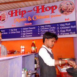 Inaguration of HIP – HOP [Momo & Chinese parlour] in Ranchi