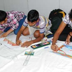 Painting Competition by Amway Opportunity Foundation