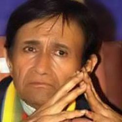 Evergreen Romantic Superstar Dev Anand, died in London.
