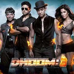 Friday Box Office : Dhoom 3 [ 20th of Dec 2013 ]